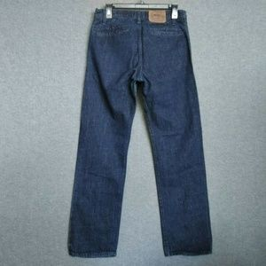 Vans off The Wall Cone Denim Straight Leg Jeans